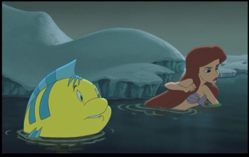русалочка 2 возвращение в море дб the little mermaid