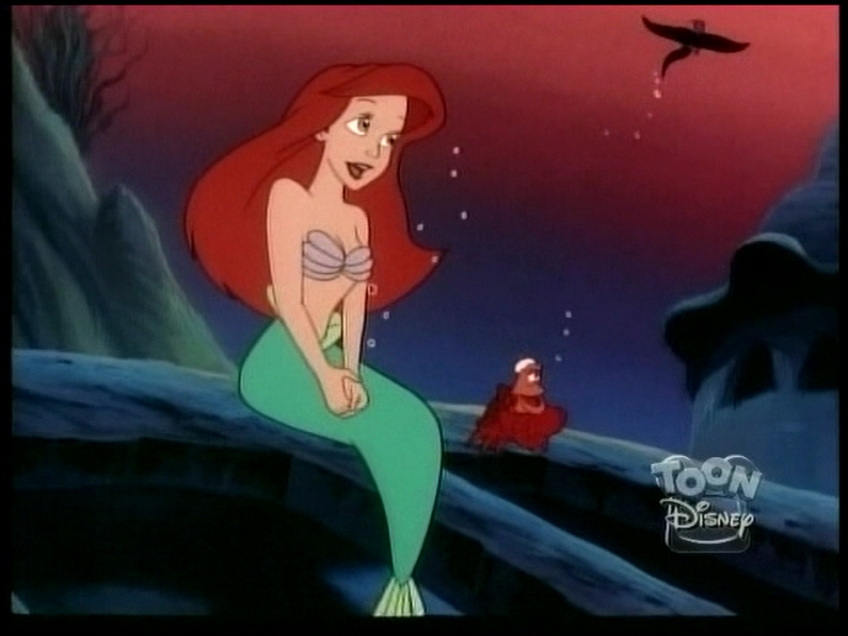 Evil Little Mermaid The Little Merm...